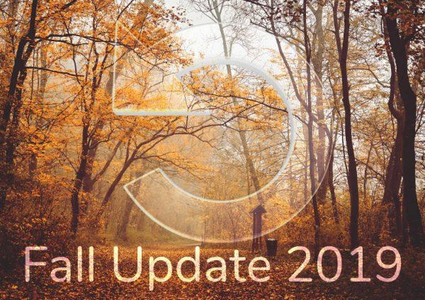 Fall Update 2019